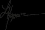 Signature Laurence Haxaire