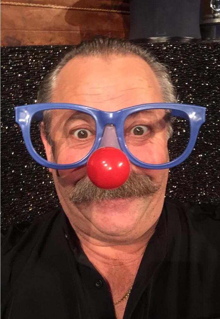 Pierre Fasan Clown
